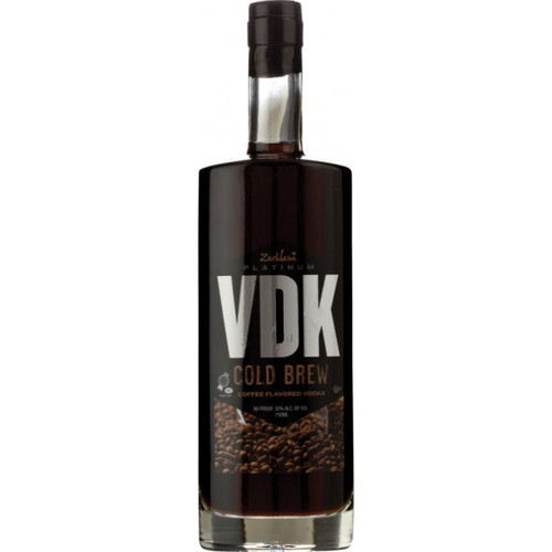 Zachlawi VDK Cold Brew Coffee Vodka 750ml