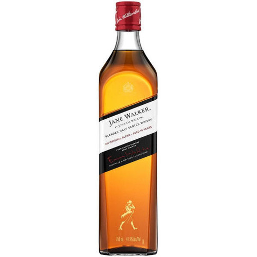 Johnnie Walker Black Label The Jane Walker Edition 12 Year Old Blended Scotch 750ml
