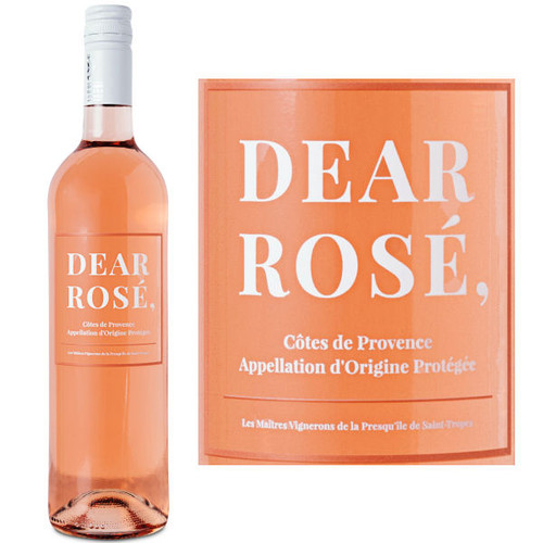Dear Rose Cotes de Provence Rosé