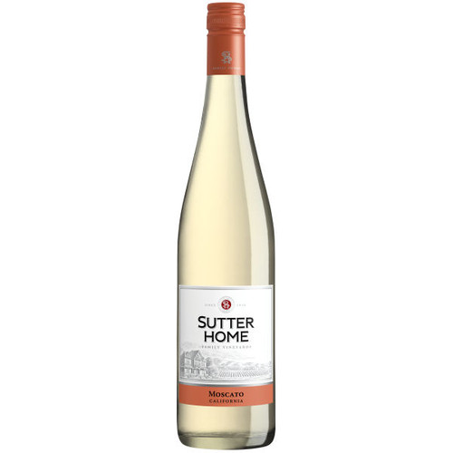 Sutter Home California Moscato NV