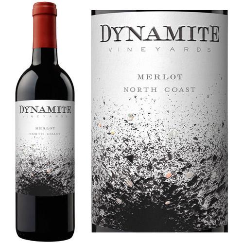 Dynamite Vineyards North Coast Merlot
