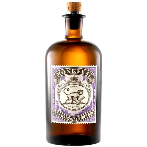 Monkey 47 Schwarzwald Dry Gin 1L
