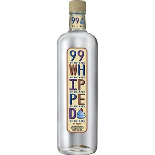 99 Whipped Cream Schnapps Liqueur 750ml