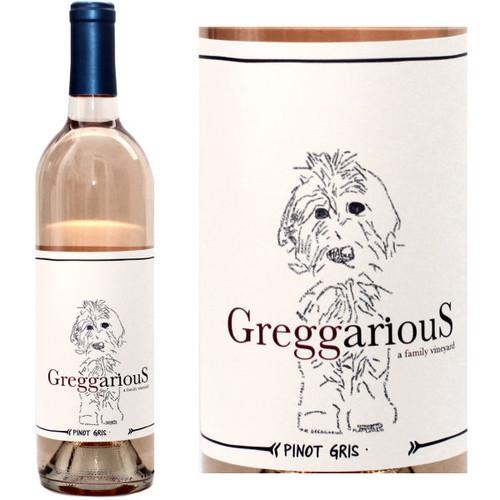 Ponzi Vineyards Willamette Valley Pinot Gris