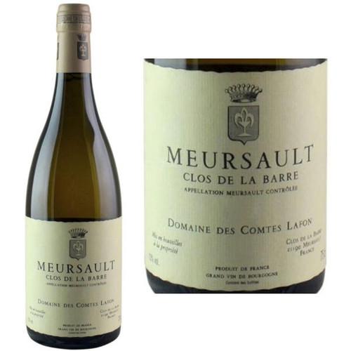 Comtes Lafon Meursault Clos De La Barre