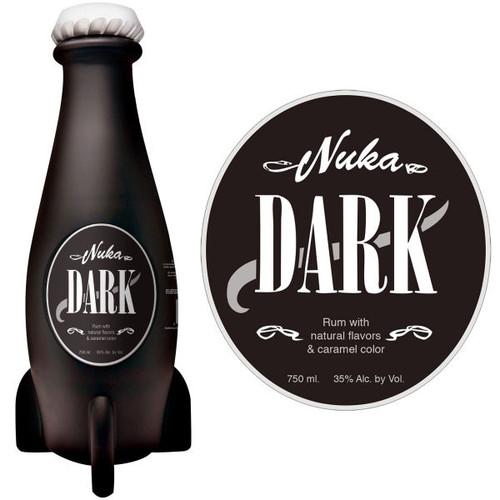 Nuka Dark Rum 750ml