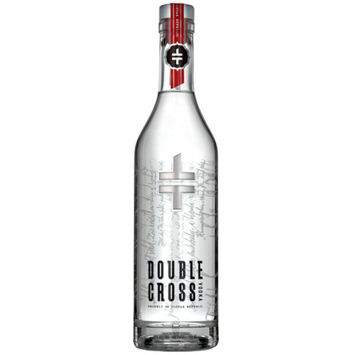 Double Cross Wheat Vodka 750ml