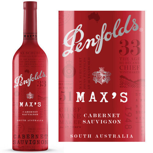 Penfolds Max's South Australia Cabernet