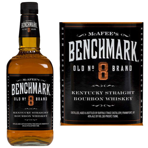 Benchmark Old No. 8 Kentucky Straight Bourbon Whiskey 750ml