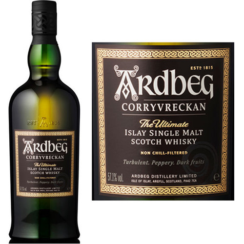 Ardbeg Corryvreckan Islay Single Malt Scotch 750ml