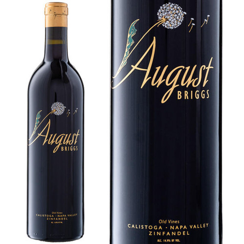 August Briggs Calistoga Napa Old Vines Zinfandel