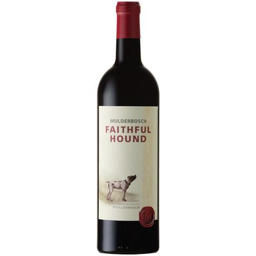 Mulderbosch Stellenbosch Faithful Hound Red Blend