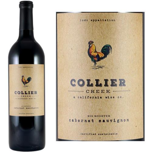 Collier Creek Big Rooster Lodi Cabernet