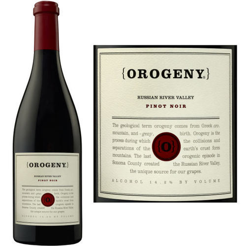 Orogeny Vineyards Russian River Pinot Noir