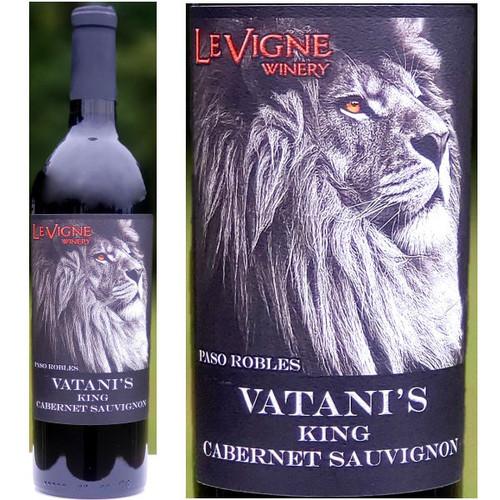 Le Vigne Vatani's King Paso Robles Cabernet