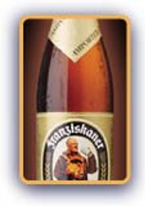 Franziskaner Hefe-weisse (Germany) 16.9OZ