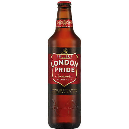 Fullers London Pride Premium Ale (England) 16.9oz