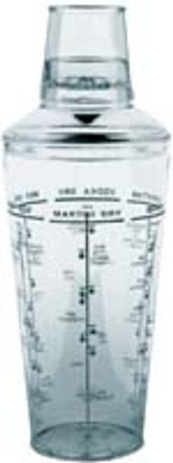 Cocktail Shaker Set Acrylic