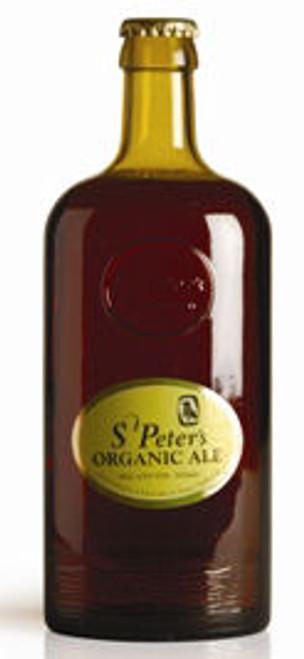 St. Peter's English Organic Ale 16.9oz