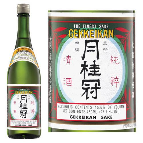 Gekkeikan Traditional Sake US