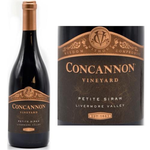 Concannon Livermore Petite Sirah