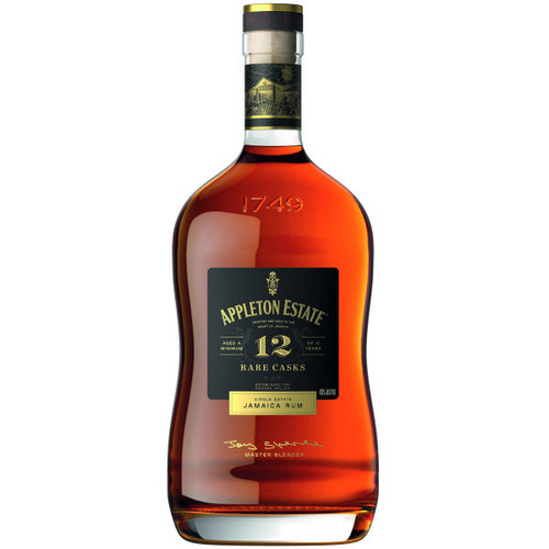 Appleton Estate 12 Year Old Rare Blend Jamaica Rum 750ml