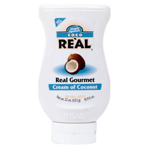 Coco Real Cream of Coconut 22oz