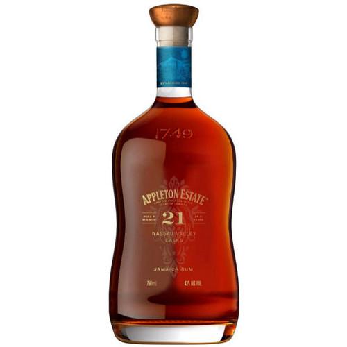 Appleton Estate 21 Year Old Jamaica Rum 750ml
