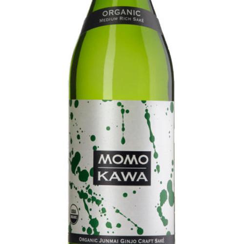 Momokawa Organic Junmai Ginjo Sake 300ml