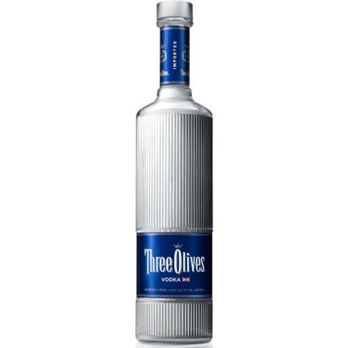 Three Olives Original Vodka 750ml