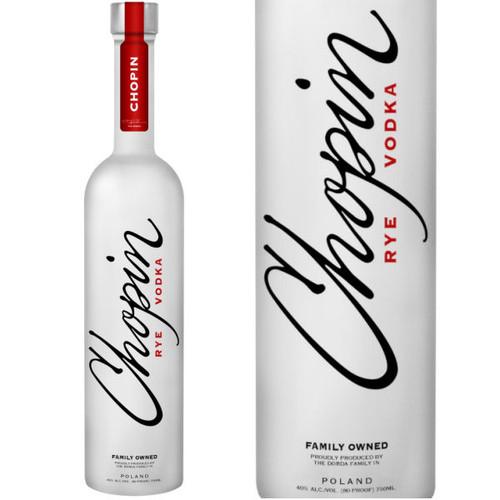 Chopin Polish Rye Vodka 750ml
