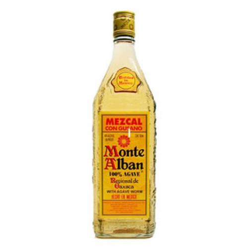 Monte Alban Mezcal Tequila 750ml