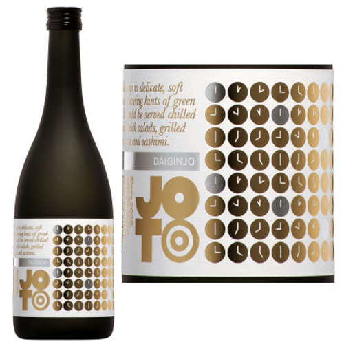 Joto he One with the Clocks Daiginjo Sake 720ML