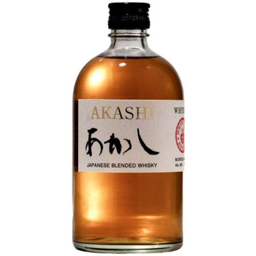White Oak Akashi Grain Malt Whisky 750ml