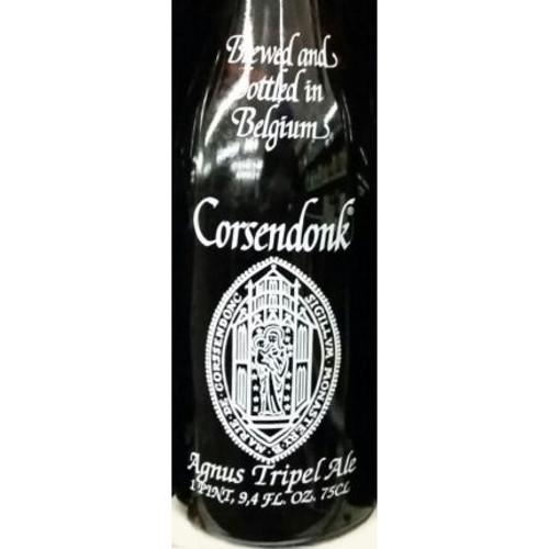 Corsendonk Agnus Tripel Ale (Belgium) 750ml