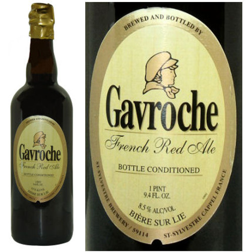 Gavroche French Red Ale 750ml