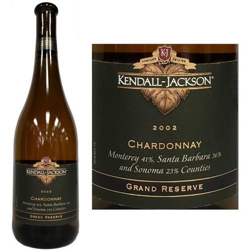 Kendall Jackson Grand Reserve California Chardonnay