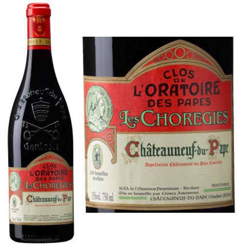 Clos de L'Oratoire Des Papes Les Choregies Chateauneuf du Pape