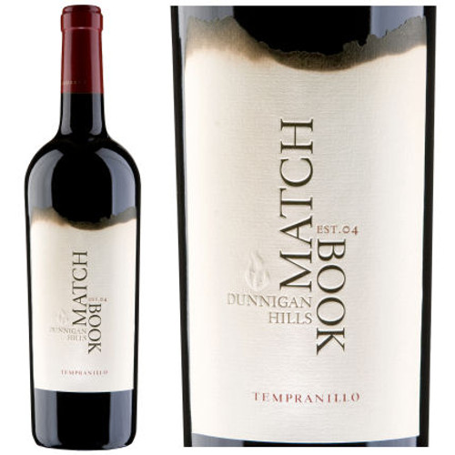 Matchbook Dunnigan Hills Tempranillo