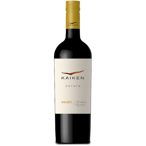 12 Bottle Case Kaiken Estate Mendoza Malbec (Argentina) 2017 w/ Free Shipping