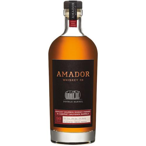 Amador Double Barrel Kentucky Bourbon Whiskey 750ml