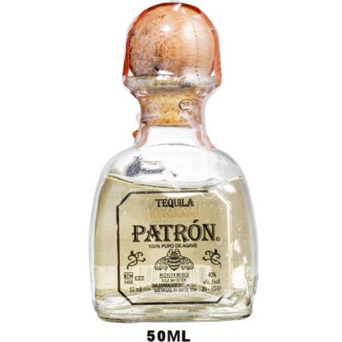 50ml Mini Patron Reposado Tequila