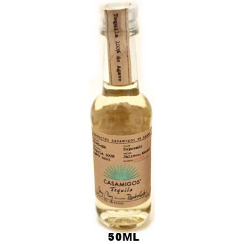 50ml Mini Casamigos Reposado Tequila