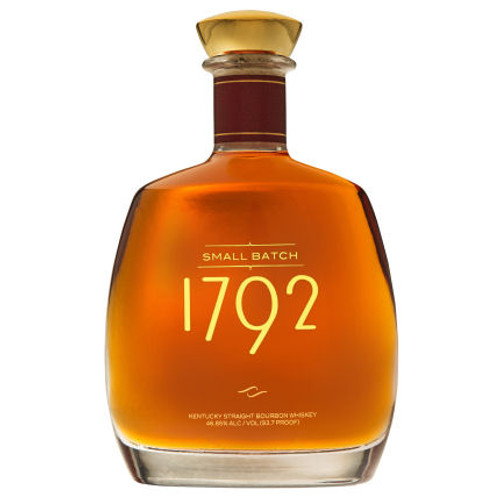 1792 Small Batch Kentucky Straight Bourbon Whiskey 750ml