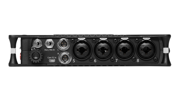 MixPre-10 right hand side inputs/outputs