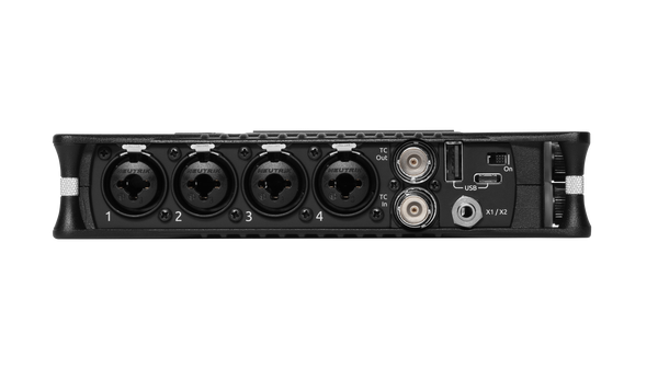 MixPre-10 left hand side inputs/outputs