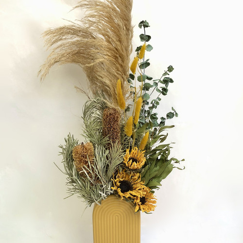 Sunshine | Dried and Preserved Arrangement