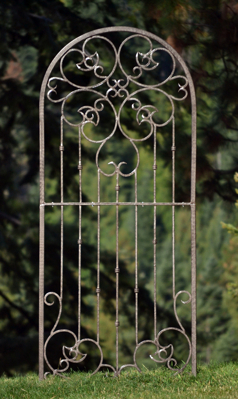 Attrayant H Potter Large Wrought Iron Trellis