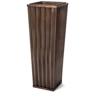 H Potter Tall Outdoor Planter for Deck or Patio