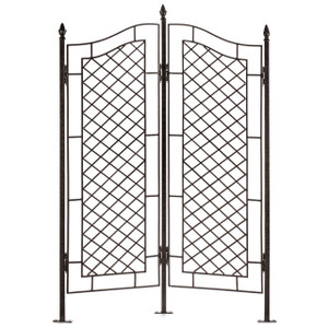 H Potter Garden Trellis Screen